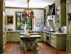 Bernard Andre Photography Country Kitchen