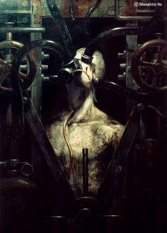 Masahiro Ito. Silent Hill 2 and personal paintings.