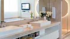 Banheiros Modernos,  quais são as tendências?