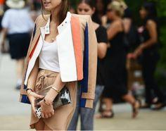 En la calle: London Fashion Week