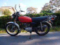 1976 Honda CB125s