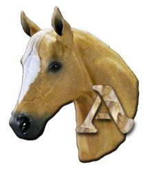 Alfabeto realista de caballos. - Oh my Alfabetos!