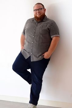 Fashion for Big Men