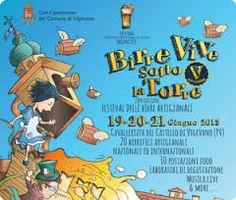 Vigevano, dal 19 al 21 giugno, ospiterà la nuova edizione di Birre Vive Sotto la Torre, la manifestazione dedicata al mondo delle birre artigianali, che da cinque anni apre l'estate