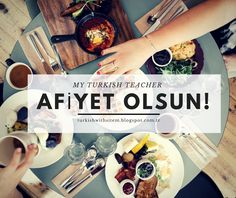 10 MOST COMMON TURKISH GREETINGS Learn Turkish, Most Common, Teacher, Ethnic Recipes, Food, Professor, Eten, Meals
