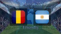 Live Soccer Update: Watch Argentina vs Romania Live Stream Online Soccer Updates, Live Soccer, March 2014, Romania, Website, Stream Online, Watch, Argentina, Clock