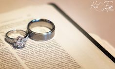 Rings by the Bible Versus used in your Ceremony