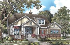 Home Plan The Kirkwood by Donald A. Gardner Architects