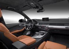 Audi Details Super-Frugal Plug-In Hybrid e-tron TDI Quattro Pics] Audi Sport, Audi A7 Price, Audi Q7 Interior, New Audi Q7, Diesel, New Drive, Crossover Suv, New Engine, Car Detailing