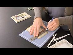 Video tutorial - Anna Griffin's How To Make A Photo Card with Foil Layers  -- Shop the full Anna Griffin collection on HSN