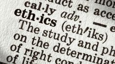 Introducing ethics in RE lessons