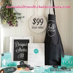 Chalk Couture is an amazing company! Run your own home based business. OR Be a creative hobbyist. Join my team today!