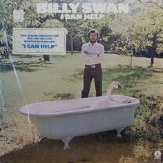 """BILLY SWAN """"I Can Help"""" 1974 Monument. His hit was done in two takes & no overdubs w/Chip Youg at YOUNG UN' Studios.  """"Don't Be Cruel"""" is even more epic than MICK RONSON doing """"Love Me Tender"""" &  SWAN can go from ROCKPILE Pop to STAX or Rockabilly covered in '70s sheen w/ease. He started out w/ELVIS' bass player BILL BLACK & by 1970 BILLY SWAN had written for McPHATER to WAYLON JENNINGS, played bass for CHRIS CHRISTOPHERSON & produced the genius TONY JOE WHITE """"Tony Joe"""" LP."""