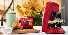 Découvrez la machine à café Philips Senseo Original Intense 0 X 23, Philips, Guide, Popcorn Maker, Nespresso, Coffee Maker, Kitchen Appliances, Vacuum Flask, Coffee Maker Machine