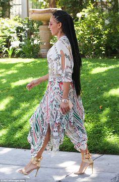 Mel B wears pink specs in midst of Stephen Belafonte split Mel Brown, Star Fashion, Fashion Trends, Beautiful People, Beautiful Things, Spice Girls, Female Singers, Nice Dresses, Style Me