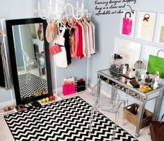 Turn A Spare Room Into A Closet @Luuux