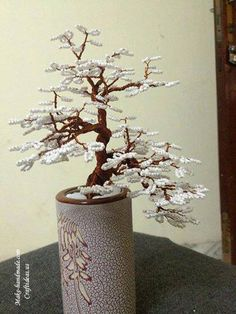 snow bead tree