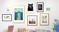 Selling On Society6 | Society6. Selling your artwork as a product on Society6 is as simple as making a Post - except you make money from it. All you have to do is post your artwork to make it immediately available for sale as a variety of products. When you sell a product, we'll produce it, package it and ship it for you, so that you can focus on making more art!  YOU CONTROL THE RIGHTS TO YOUR WORK What's yours, is yours! When you post...