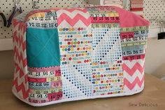 Sew Delicious: Sewing Machine Covers