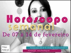 Horóscopo, Previsões, Signos de 07 á 14 de fevereiro de 2014 (+playlist)