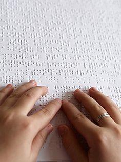 Lectura Braille    Es importante destacar que no es un idioma, sino un código. Por lo tanto, las particularidades y la sintaxis serán las mismas que para los caracteres visuales.