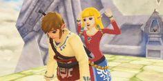 skyward sword gif | ... Leak, The Legend of Zelda: Skyward Sword (Part One--The Light World