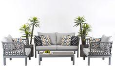 BLOOM 4 PIECE SOFA | Remarkable Furniture