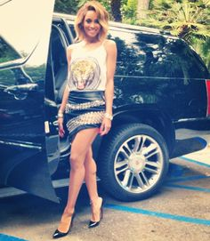 ciara style | ... Lets Take A Moment To Honor Ciaras High Low Fashion (And Perfect Legs