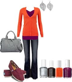"""""""First autumn outfit"""""""