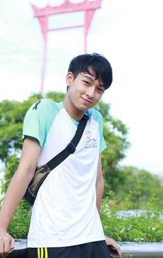 Brother Conflict, P Wave, Thai Tea, Thai Drama, Asian Boys, Boyfriend Material, Handsome Boys, Boys Who, My Boyfriend
