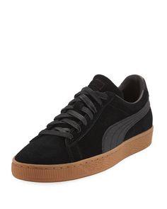 281fa39c83b Puma Suede Classic Low-Top Platform Sneaker
