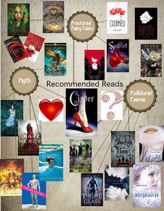 Recommended teen reading
