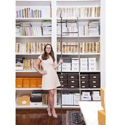 Tara Guerard - stylish workspace
