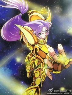 Saint Seiya Mu / Aries Gold Saint