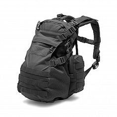 WARRIOR HELMET CARGO PACK BLACK