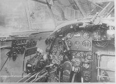 Mosquito FB cockpit