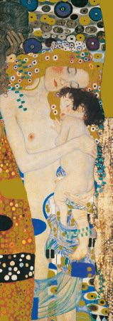 Three Ages Of Woman -   by Gustav Klimt