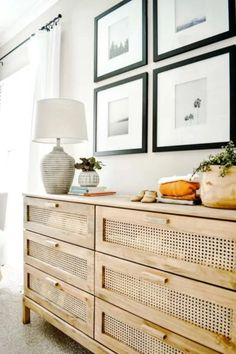 Easy Diy Projects, Home Projects, Living Room Furniture, Home Furniture, Living Room Dresser, Ikea Tarva Dresser, Home Renovation, My New Room, Home Decor Inspiration