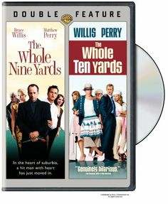 The whole nine yards the whole ten yards double feature dvd bruce