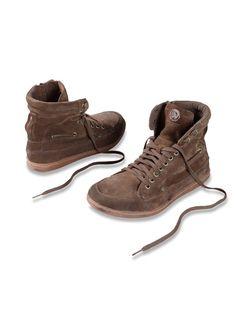 cow leather shoe; Diesel