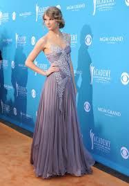 Taylor Swift at the Academy Country Music 2010 Red Carpet
