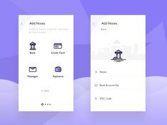 Add Notes (PassSafe app) by Prakhar Neel Sharma