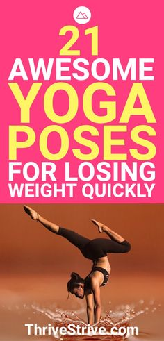 Yoga can improve your life in a lot of aspect, including helping you lose weight. Yoga can improve your life in a lot of aspect, including helping you lose weight. Here are 21 yoga Workout To Lose Weight Fast, Quick Weight Loss Tips, Lose Weight In A Week, Weight Loss Help, Need To Lose Weight, Yoga For Weight Loss, Losing Weight Tips, Reduce Weight, Weight Loss Program