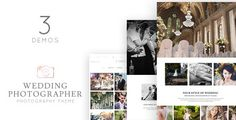 Vivagh Photographer  Wedding Photographer Theme by designthemes Welcome to our Vivagh Theme, an exclusive wedding photography theme.Vivagh comes in 3 delightful demos:  general purpose wedding
