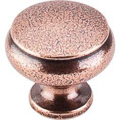 "Cumberland Knob 1 1/4"" - Old English Copper"