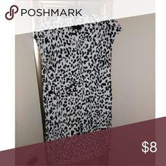 Dress Animal print high low dress Dresses High Low