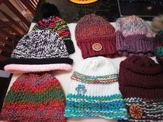 Design Your Own Loom Hat Using Only Knit & Purl Stitches! - YouTube