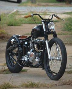 Beautiful classic motorcycle!