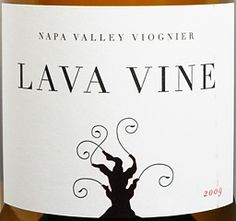 2008 Lava Vine Vineyards Viognier