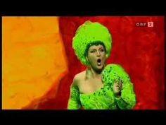 """Mozart Zauberflöte """"O,zittre nicht!"""" Diana Damrau"""